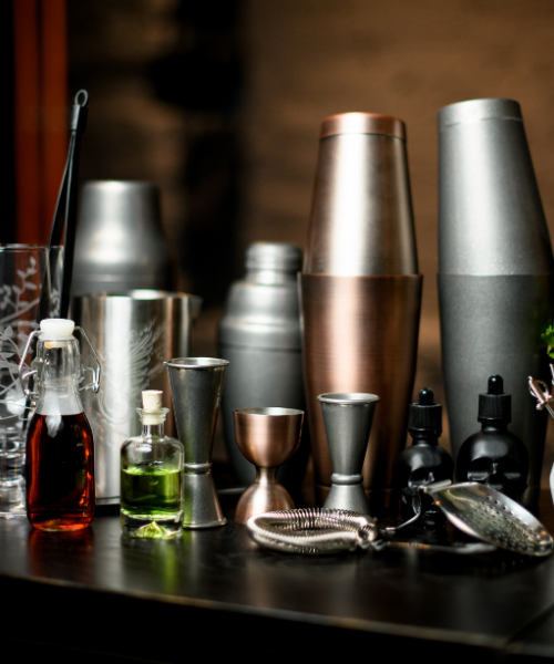 attrezzatura bar